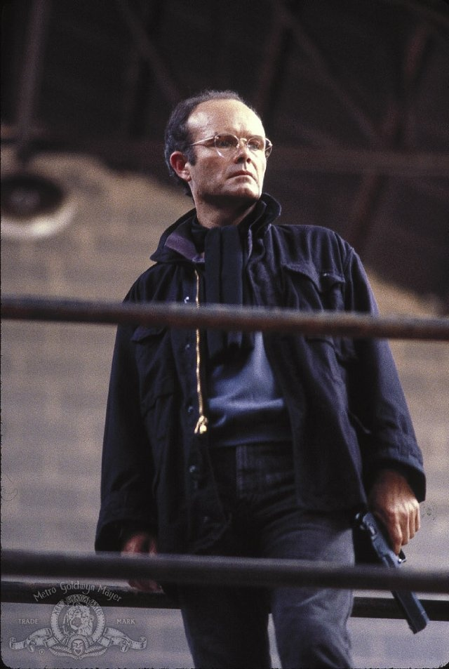 Unofficial crime boss of Old Detroit, Clarence Boddicker (one of That 70s Show actor Kurtwood Smith's earlier roles) is my favorite movie villain of old time. A mean and violent criminal who loves to run his mouth but is ultimately a coward with a Napoleon complex when it comes down to it, Clarence Boddicker captures the essence of the 80s movie villain and is a pure joy to watch wreak havoc.