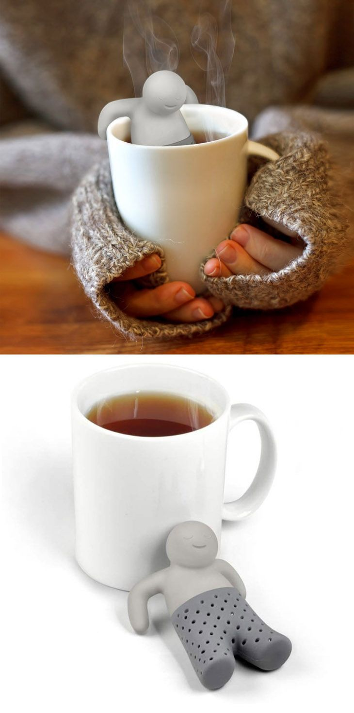 Relaxed Tea Infuser