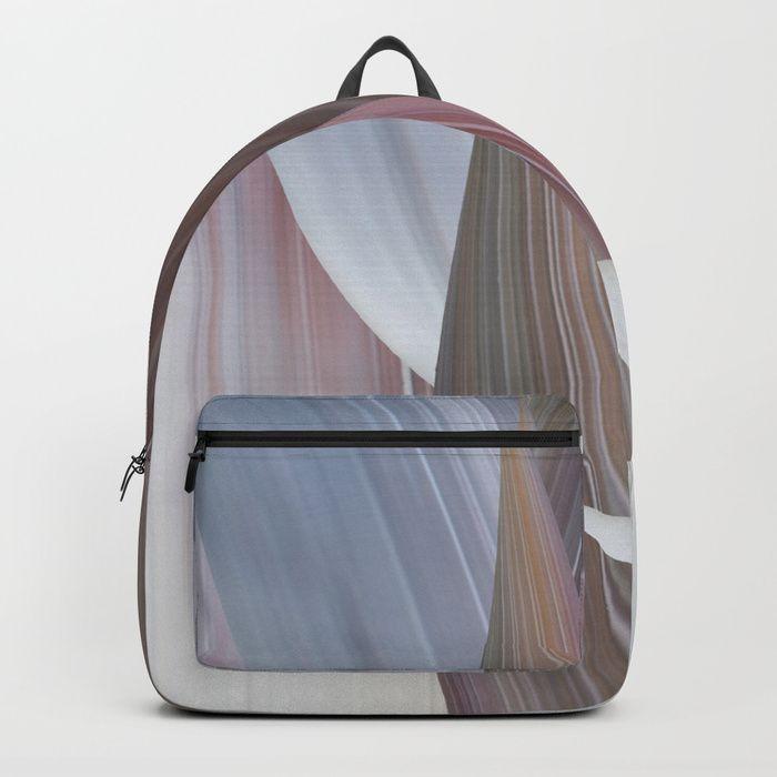 Wave n°8  #society6 #buyart #decor Backpack