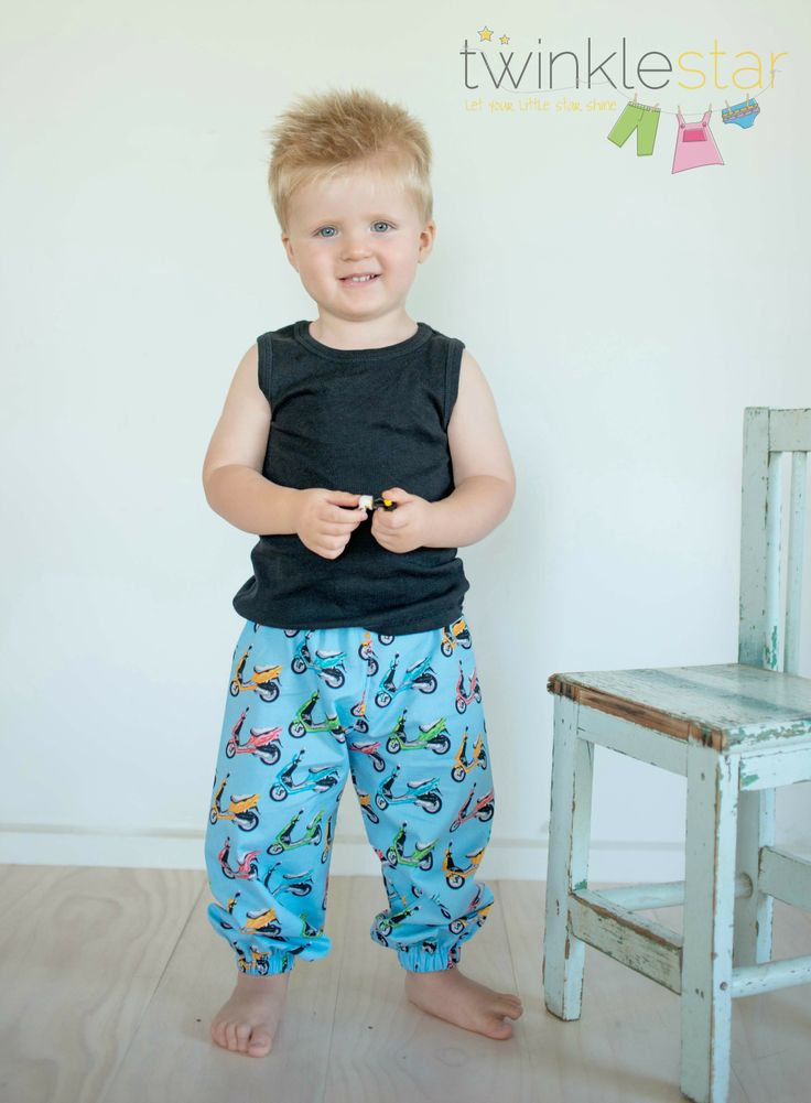 Modern Harem Pants by Twinkle Star!