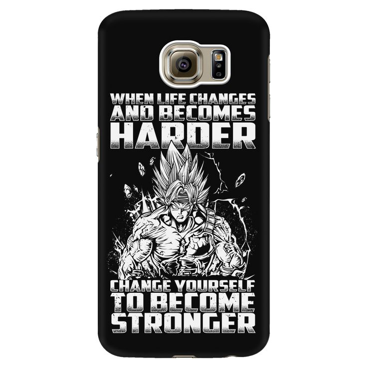 Super Saiyan Bardock become stronger Android Phone Case - TL00475AD