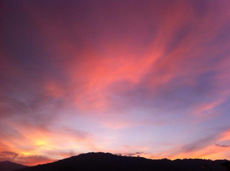 Cielo-Atardecer