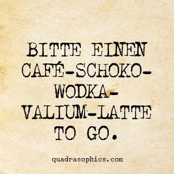 #Quadrasophics #Dekoartikel #Geschenkartikel #Design #Typografie #Kaffee…
