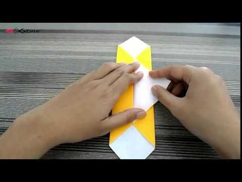 Origami Hamster Lucu