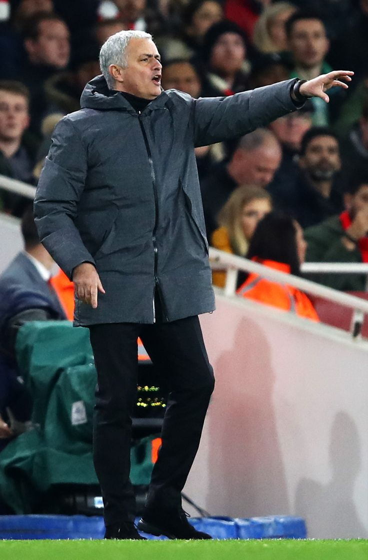 Jose Mourinho reacts to win over Arsenal  - Official Manchester United Website