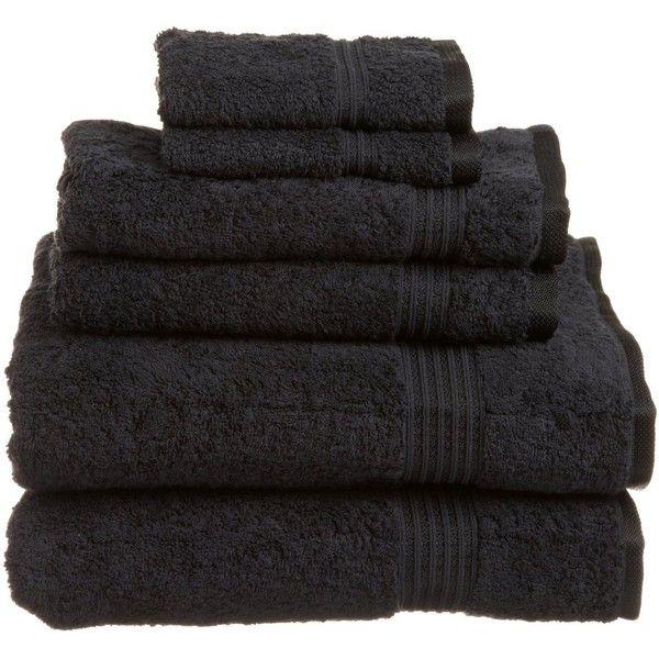 Best Black Towels Ideas On Pinterest Decorative Towels - Black cotton bath mat for bathroom decorating ideas