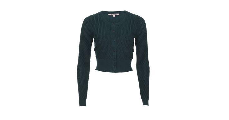 Erica Cardi Pine Green | Knitwear | Review Australia