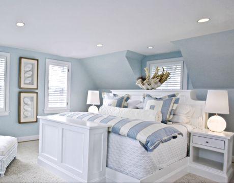 Awesome 30 Beautiful Coastal Beach Bedrooms