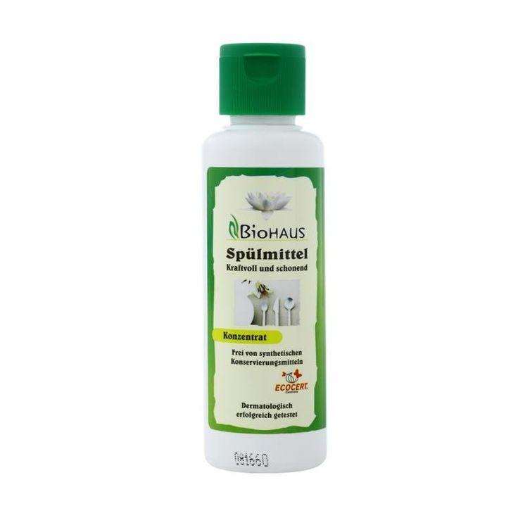 BioHAUS BIO mosogatószer