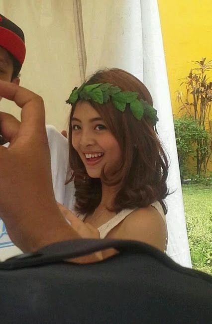 Jeje lagi senyum.. :3  JKT48 on G+ - Komunitas - Google+