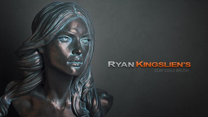 BadKing is giving away this ***FREE Clay Coils Brush Set*** that was generously donated by Ryan Kingslien for Dynamic Hair Sculpting.