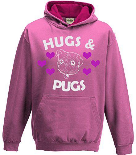 TWO TONE Candyfloss/Hot Pink Hoodie 'HUGS & PUGS' Edward Sinclair http://www.amazon.co.uk/dp/B00NXS8ZMQ/ref=cm_sw_r_pi_dp_QX7Kvb1TQ14G5