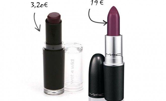Vos 8 Rouges à lèvres Mac préférés pour seulement 3€ !