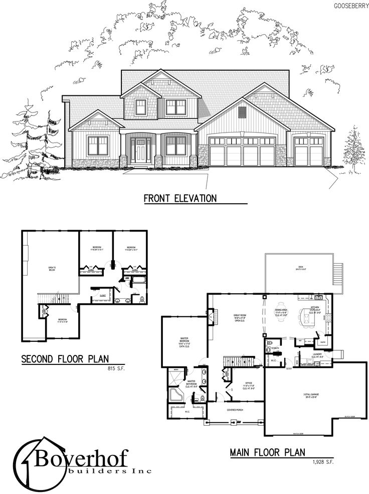 two story floor plans with basement Basement floor plans