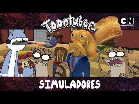 LOS MEJORES SIMULATORS DEL MUNDOOOOHHHHHHH | ToonTubers | Cartoon Network - VER VÍDEO -> http://quehubocolombia.com/los-mejores-simulators-del-mundoooohhhhhhh-toontubers-cartoon-network    ¡Quiero jugar YOUTUBER'S LIFE para aprender a hacer dinero con You Tube! Suscríbete al canal de Youtube de Cartoon Network LA: Visita la web de Cartoon Network LA: Síguenos en Facebook: LA: Argentina: México Chile:  Bienvenido al canal oficial de Cartoon Network LA en Youtube. Aqu�