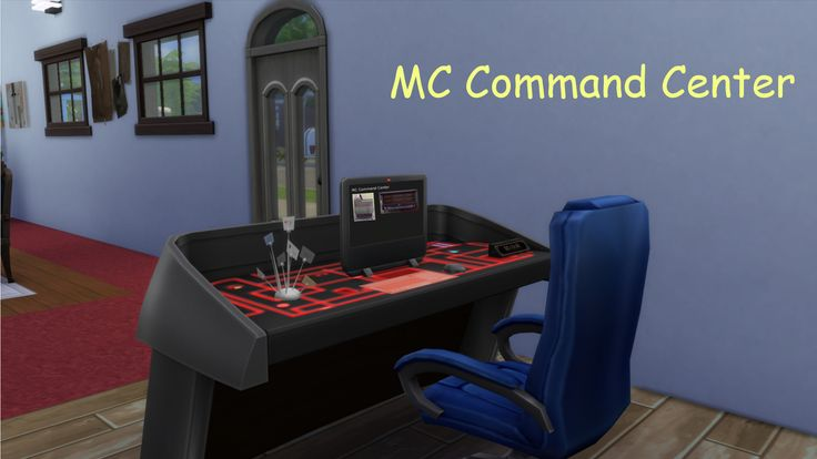 Mod The Sims - MC Command Center