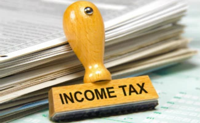 Income Tax Falls Under The Ambit Of Direct Taxation Such As
