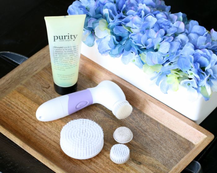 Vanity Planet Spin Brush Review | www.LittleJStyle.com