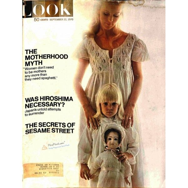 Look Magazine, September 22 1970 | $5.50