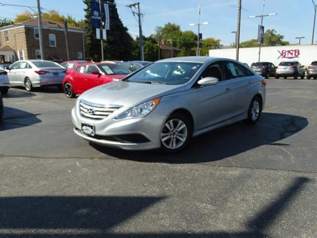 Cool Amazing 2014 Hyundai Sonata GLS Hyundai Sonata Radiant Silver Metallic with 46,726 Miles, for sale! 2017 2018