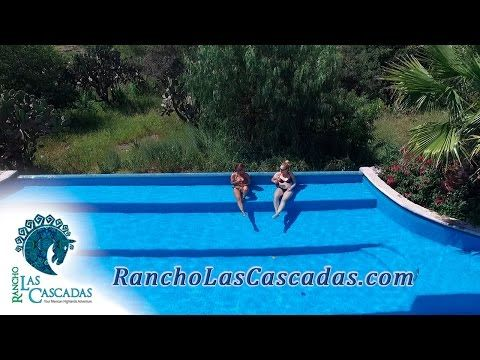 Rancho Las Cascadas - Pool 01 - YouTube
