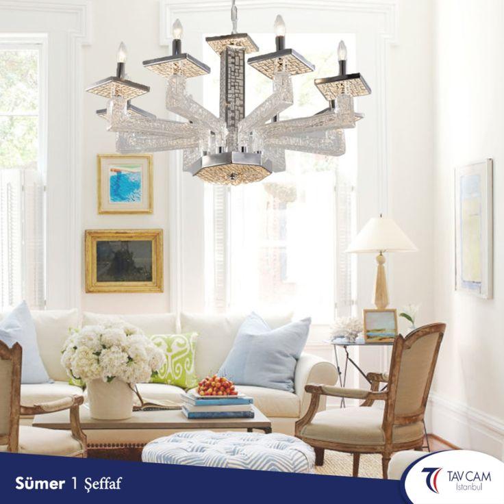 Kendisine özgü simetrik tasarımı ve ışıltısıyla evinize farklı bir hava katacaktır.Detaylı incelemek için linke tıklayın:http://bit.ly/2mZtCRg #tavcam #balserisi #tavcamavizeaydınlatma  #avizeci #üretim #aydınlatma #dekorasyon #elyapımı #camsanatı #şık #Turkey #exclusive #special #bright #design #art