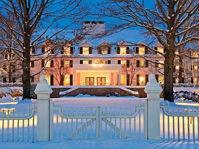 The Woodstock Inn Vermont Where I Want To Be