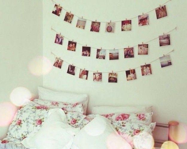 Arredare con le foto come trasformare le immagini in for Decorare muro stanza