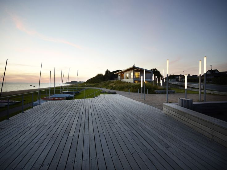 Galería - Paseo Costero y Club de Yates en Playa Esbjerg / Nathan Romero Arkitekter + Spektrum Arkitekter - 3