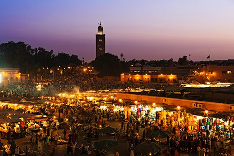 A Foodie's Guide to Marrakech, Morocco