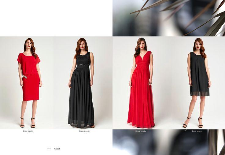 Forel Spring-Summer 17 | Red or Black?