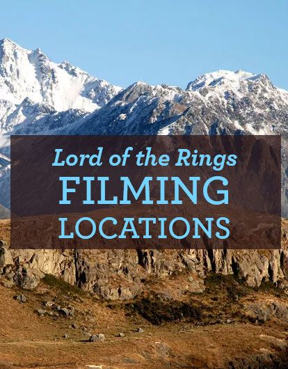 The Lord of the Rings movie trilogy was filmed entirely in New Zealand. Find out more about Lord of the Rings filming locations in New Zealand.