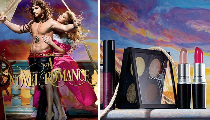 MAC's New Romance Novel-Inspired Collection   Birchbox