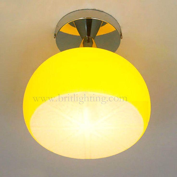 ванная потолочные светильники энергоэффективными потолочный светильник ванная комната лампы освещение для ванной водонепроницаемый потолочные светильники со стеклом тени коридор потолочный светильник