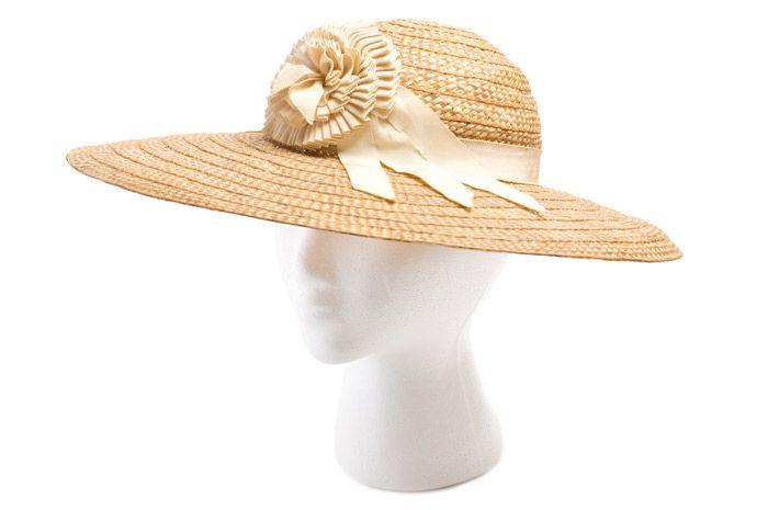 Woman S Straw Hat C 1936 Hats Beautiful Summer Hats Fashion Accessories