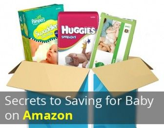 Incredible Strategy to Save on Baby Products Online!