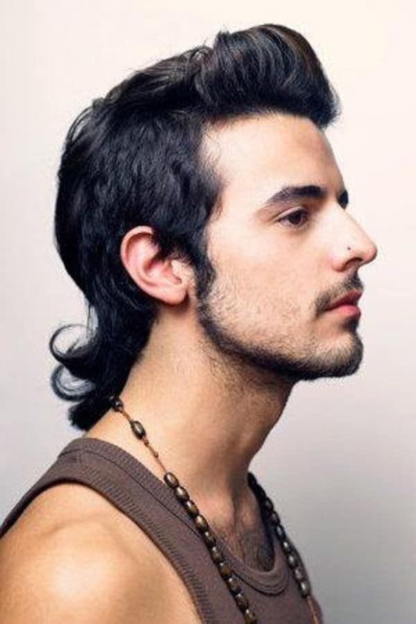 20 Popular 80 S Hairstyles For Men Are On A Comeback Cool Men S Hair Mullet Haircut Haircuts For Men Cool Hairstyles For Men