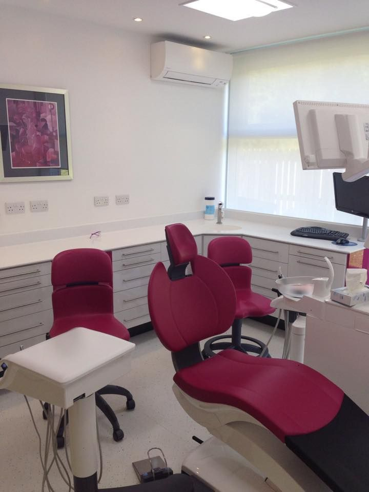 Miscea installed July 2015 in dental surgery in Inverness by our friends at Blueprint Dental