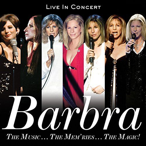 Barbara Streisand's triumphant concert tour that captures the iconic songstress culminating her thirteen city tour in Miami, Florida. This deluxe edition includes the entire concert performance and all of her dialogue.