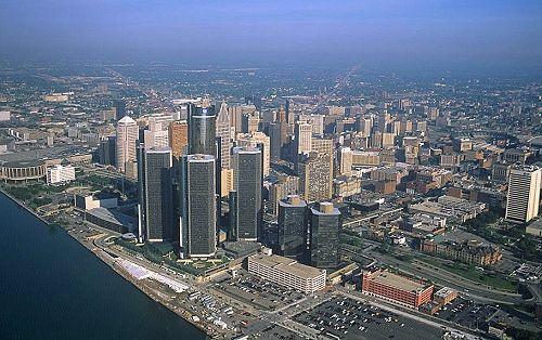 Coney Island Renaissance Center Detroit