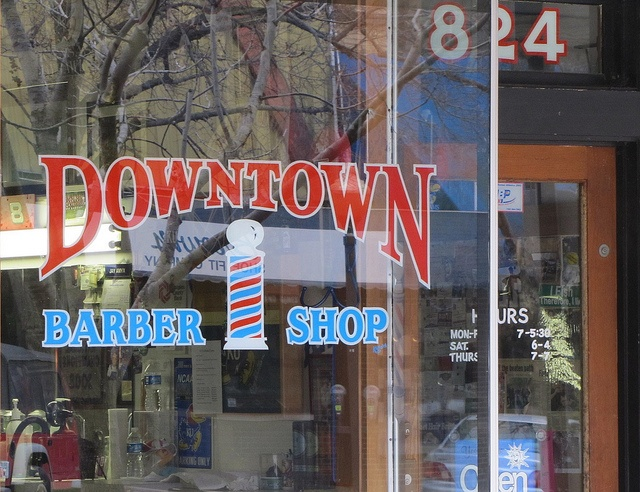 Barber Shop Lawrence Ks : Downtown Barber Shop, Lawrence, KS