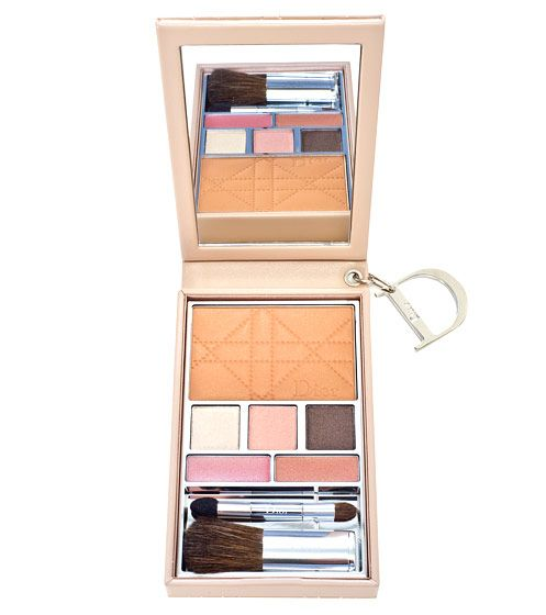 For Her:   Dior Au Natural nude look palette  $59, sephora.com