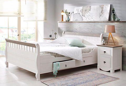Home affaire Bett »Roma« in Liegefläche 180/200 cm im Online Shop von Baur Versand