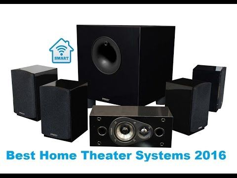 ToP 5 Best Home Theater Speakers 2016best Home Theatre Speakers - YouTube