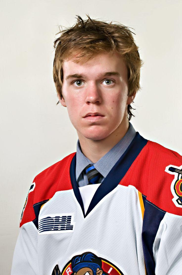 Erie Otter Connor McDavid #97