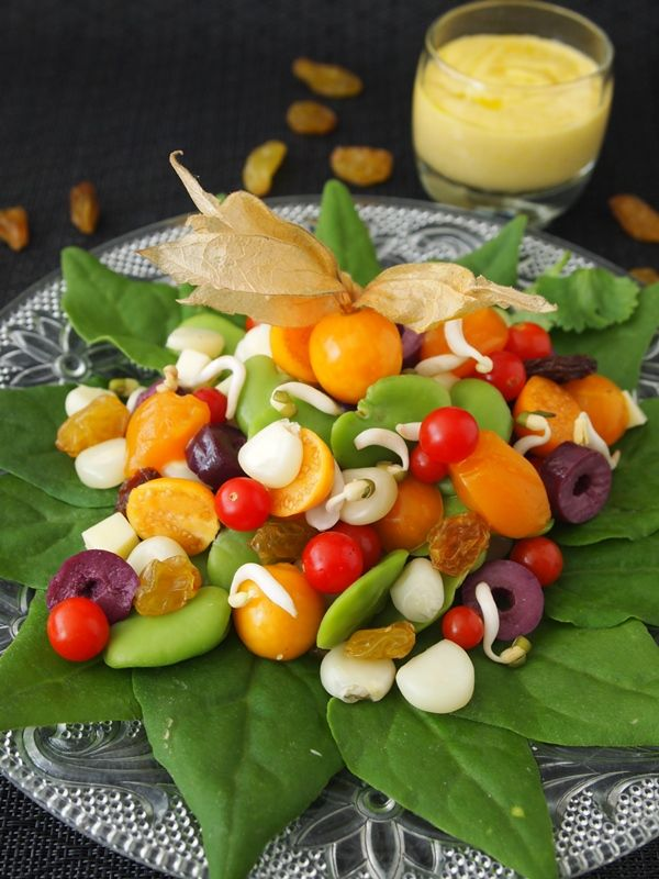 294 best peruvian food images on pinterest peruvian recipes super andean salad for the new year peru delights dulcespasas ad forumfinder