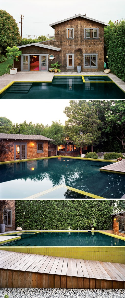 288 best piscinas images on pinterest dream pools landscaping backyard pool solutioingenieria Gallery