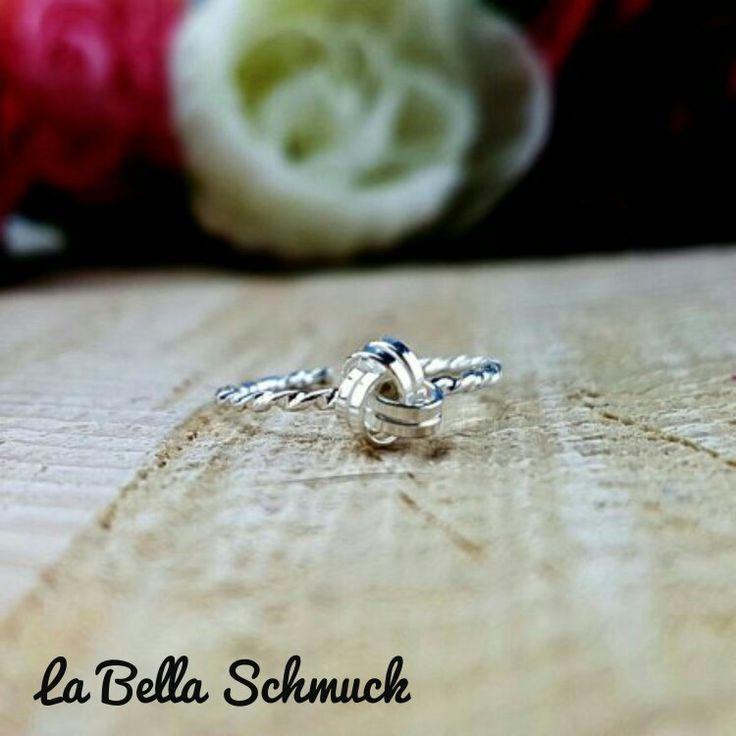 Silber Ring http://www.labella-schmuck.ch/produkt-kategorie/ringe/