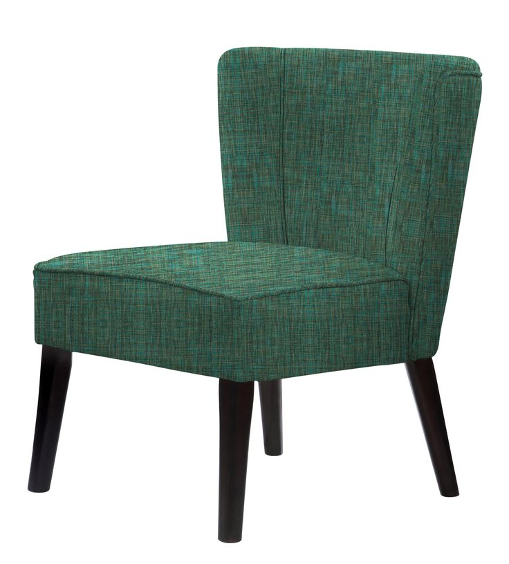 Lasalle Green Slipper Chair