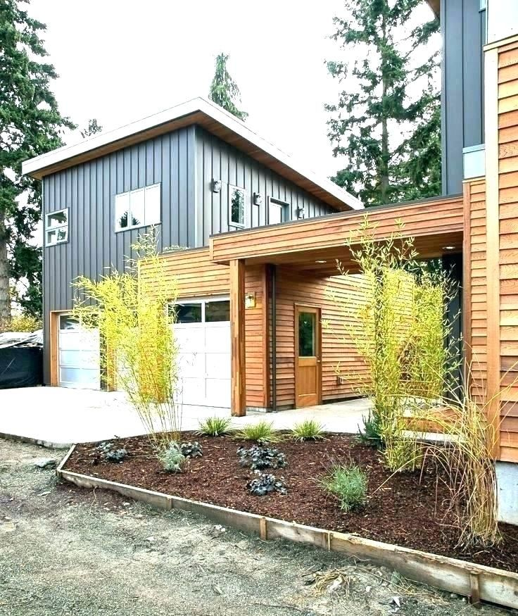 Image Result For Modern House Breezeway To Garage Garage House Garage Design House Exterior